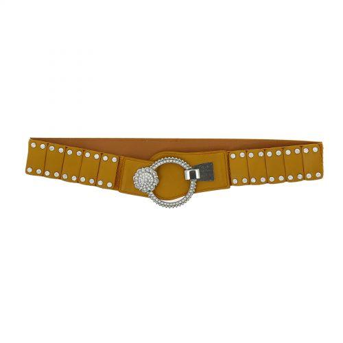 Strass elastic belt, 2870