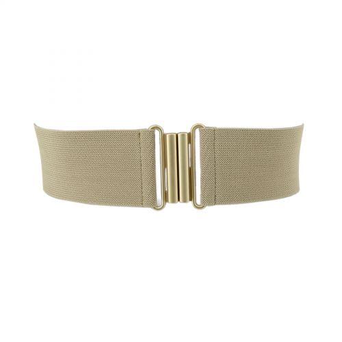 Wide Waist Elasticated Woman Belt, ASSIA