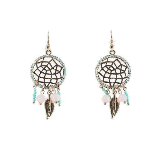 Earrings tassels fringe LINAYA