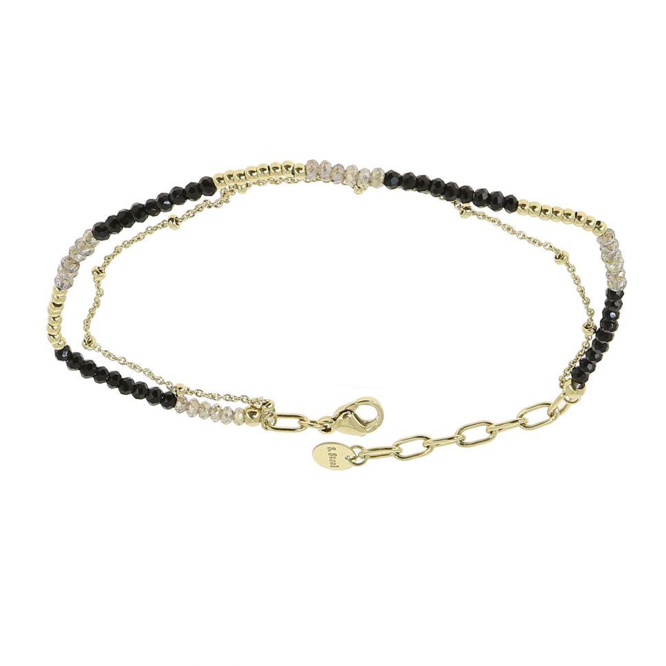 Bracelt adjustable rhinestone