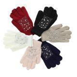 12 x paires de gants perle LALA