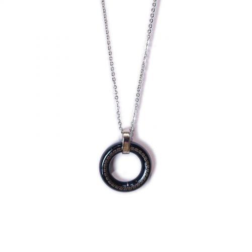 Rune Halskette Ring S052-3