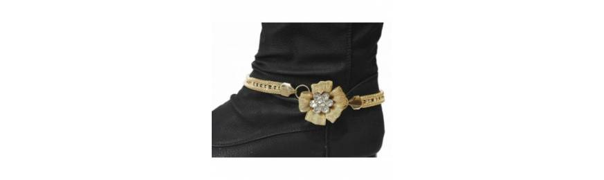 Boots jewels chains