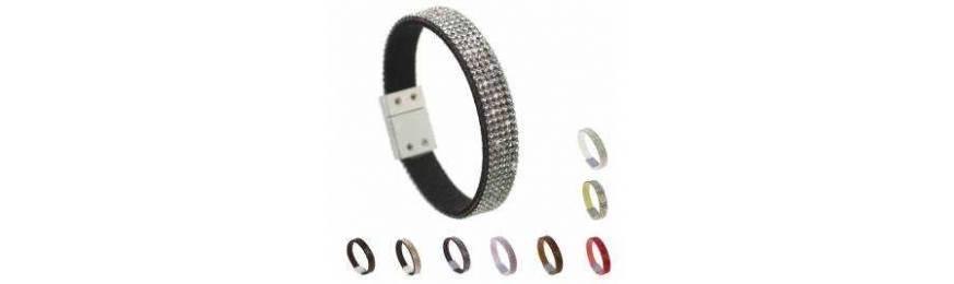 Rhinestones bracelets