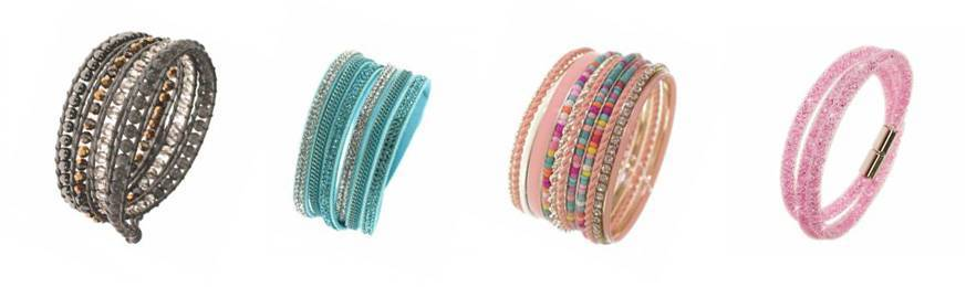 Bracelets multi-rangs