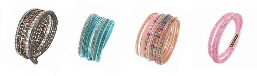 Multi-row Bracelets